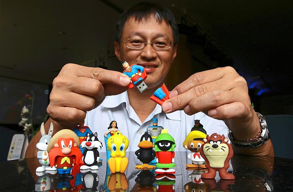 Pua obrázky online profilů