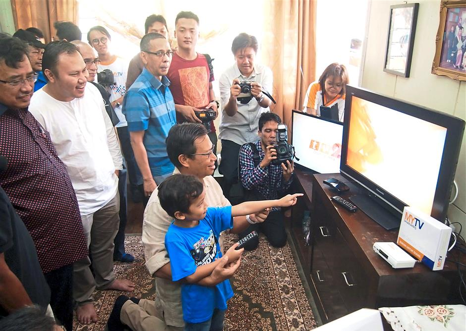 East coast cities to receive trial MYTV service in digital format