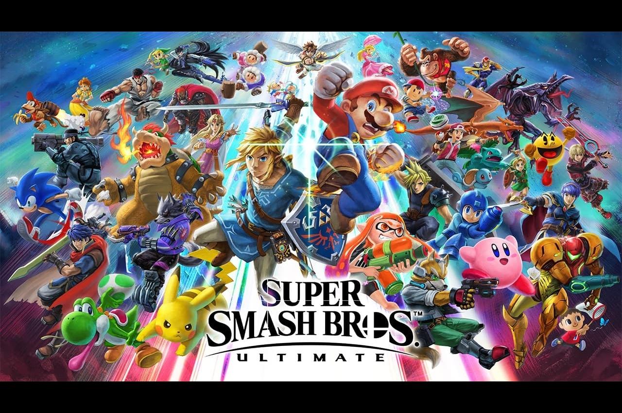 Splatoon 2 to bow out with Tetris 99, Super Smash Bros