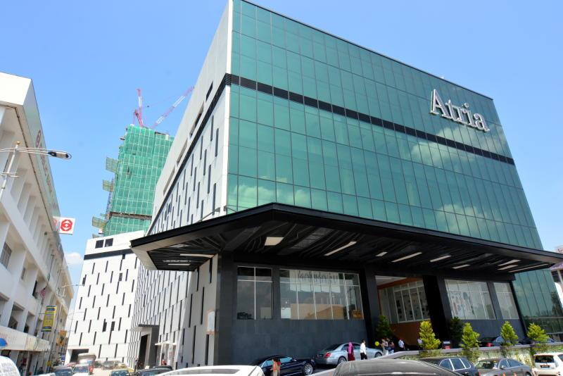 Atria Shopping Gallery in Damansara Jaya, Petaling Jaya reopens with a mix of both local and international tenants