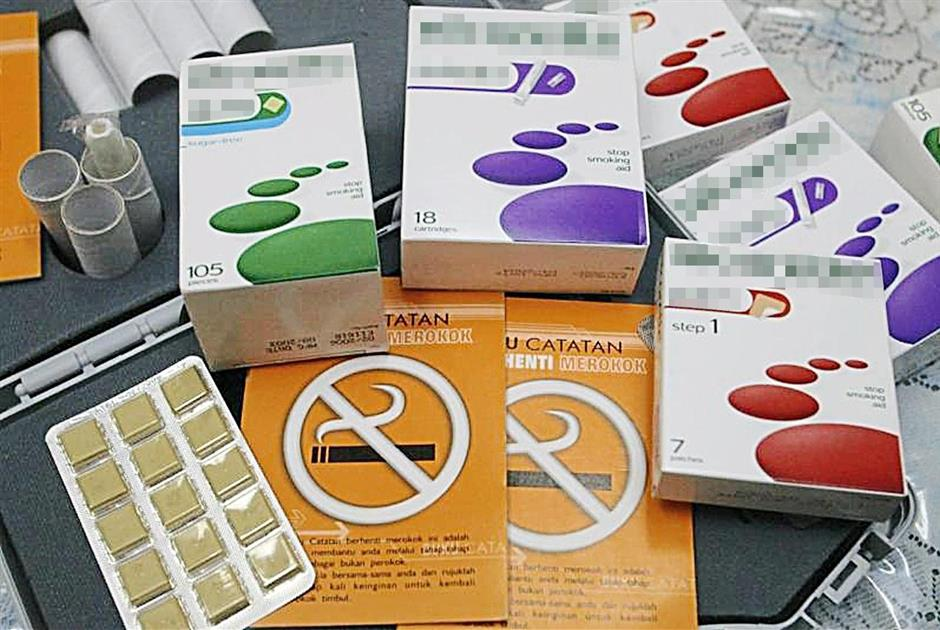 8 - Obtaining medication - Nicotine replacement therapy (NRT) are over-the-counter medication that comes in many forms such as nicotine patches, nicotine gum and lozenges. However, non-NRT medications, which come in the form of pills, must be prescribed.Filepix for MOB's Top 10 Tips to Quitting Smoking