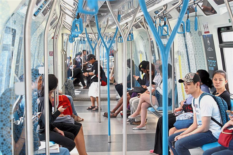 Seamless travel: These MRT passengers will get more connectivity with the expansion of different train services currently in the works.