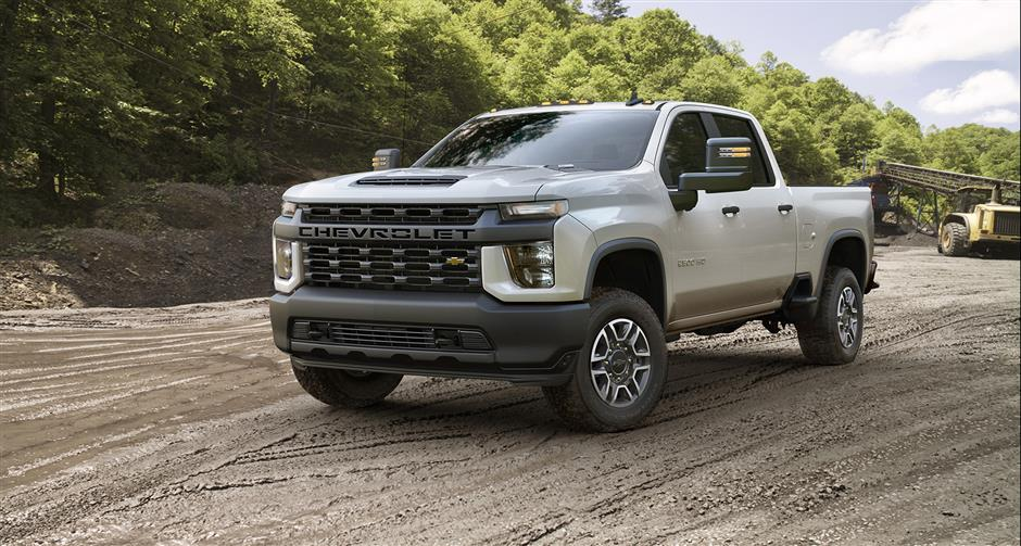 Developing popular and profitable vehicles like the 2020 Chevrolet Silverado 2500 HD also require massive resources. (General Motors)