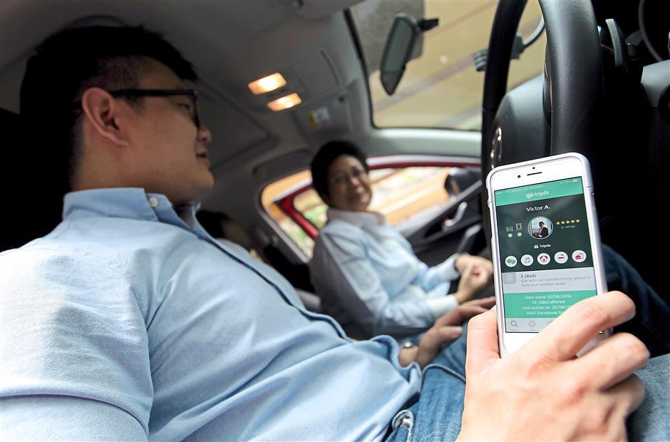 Carpool app picking up speed | The Star Online