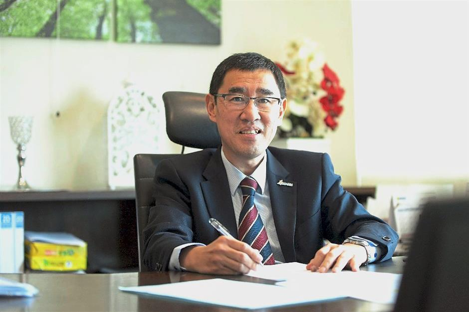 Malaysia Airports Holdings Bhd acting group CEO Raja Azmi Raja Nazuddin