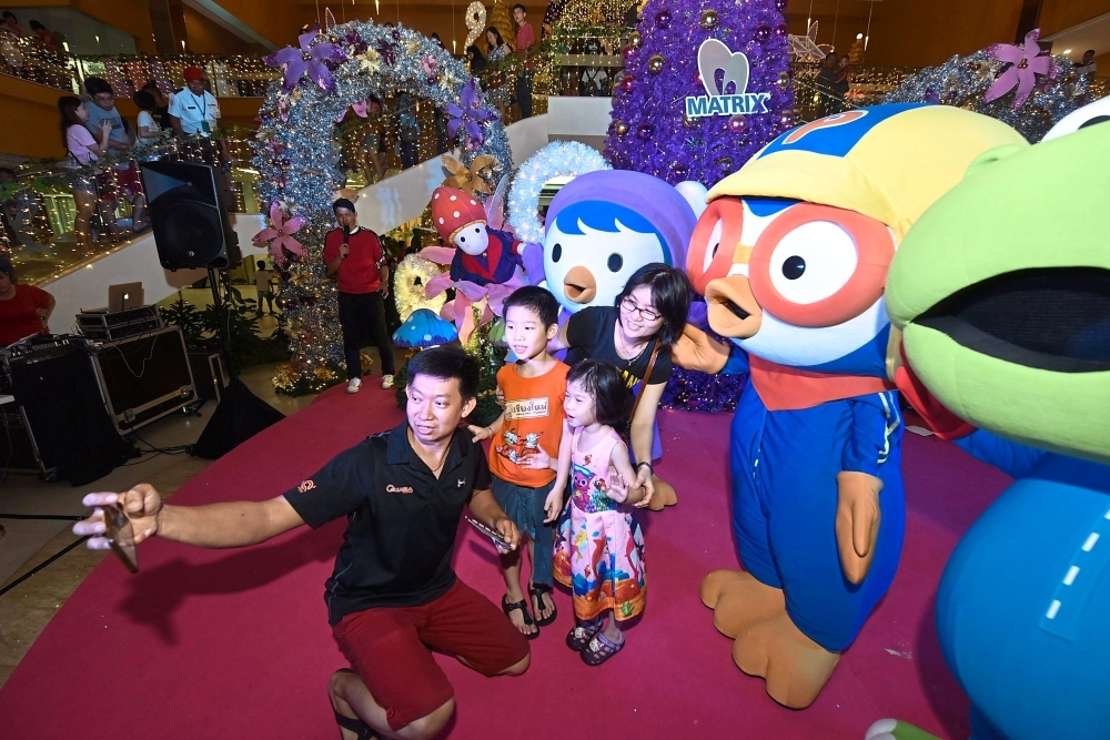 Enchanted Christmas.Enchanting Christmas For Residents The Star Online