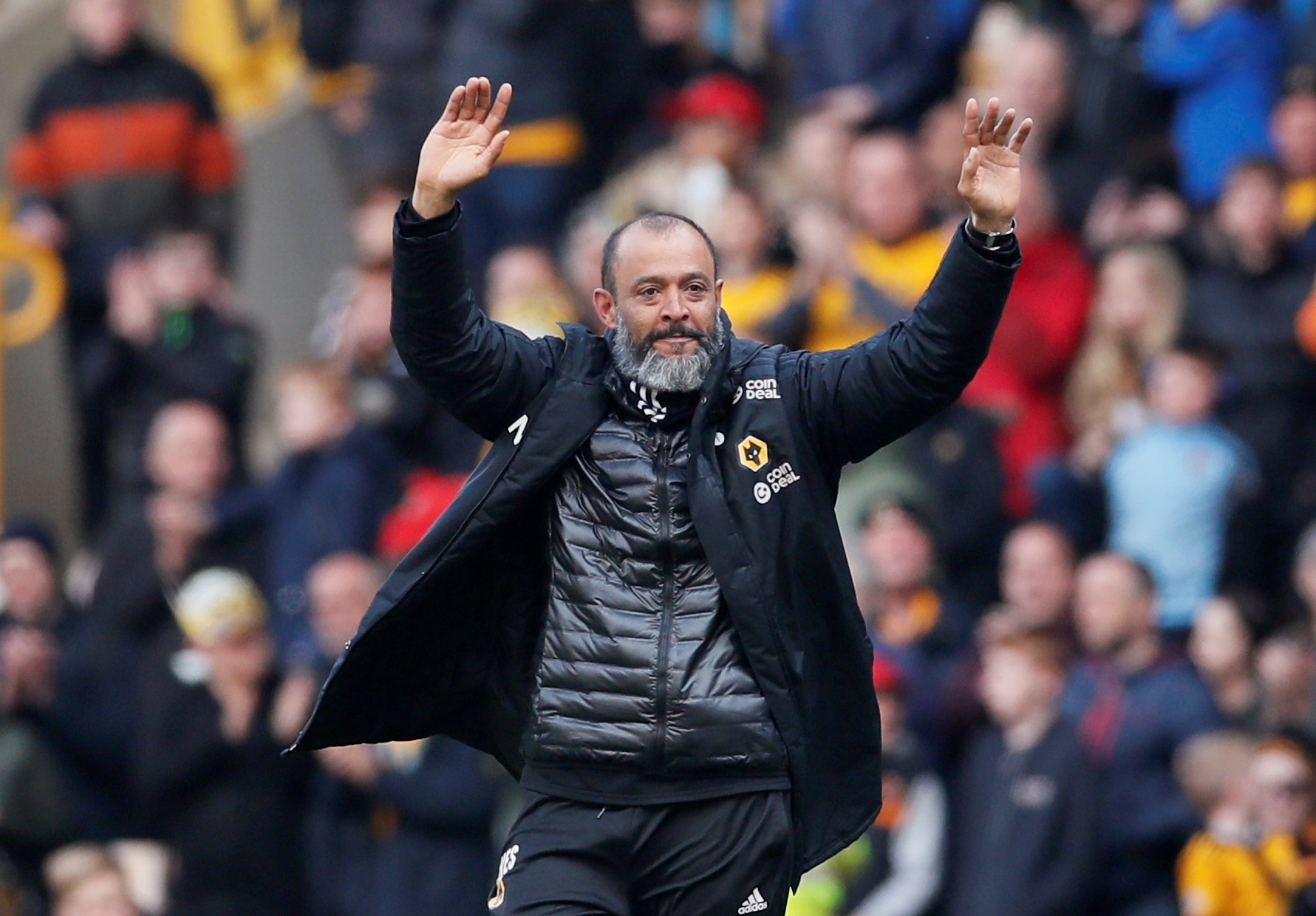 Football Espirito Santo Joins Nominations For Premier League Manager Award The Star