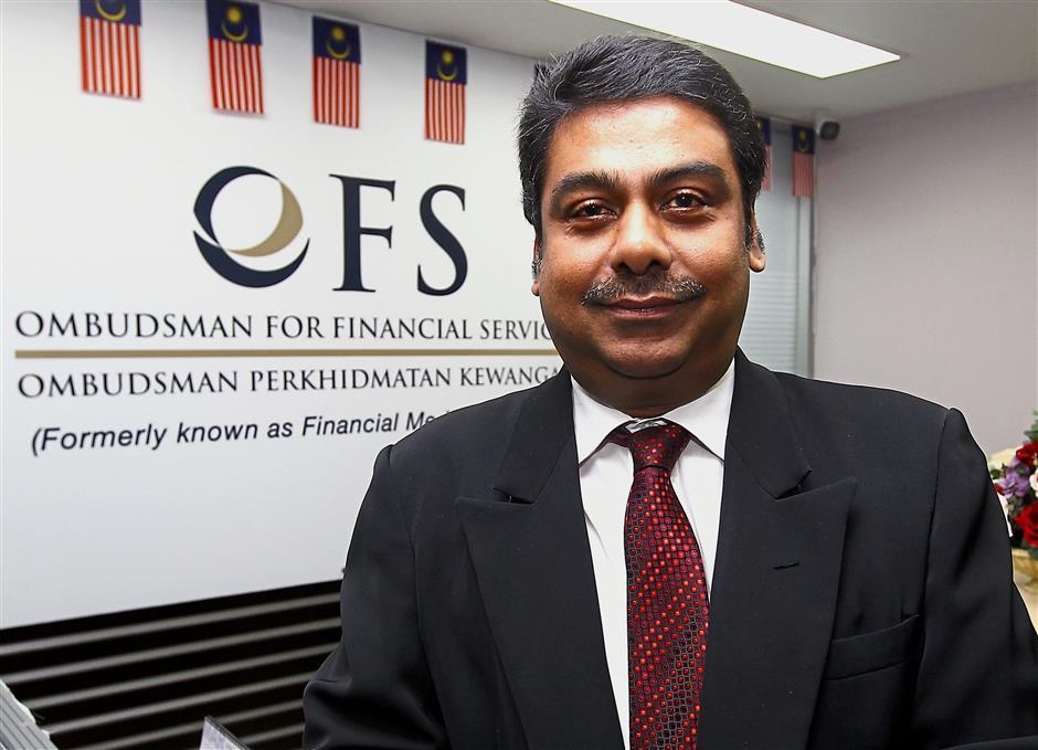 interview Kalyana about Ombudsman Malaysia. starpic by kamarul Ariffin/11.10.2018