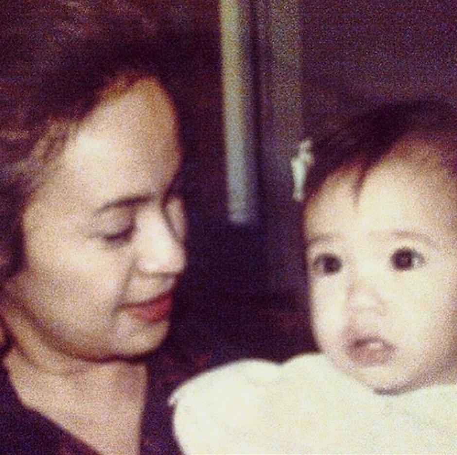 Happier times: Nooryana Najwa posted this photo of her and Rosmah on Instagram after Rosmah's arrest.