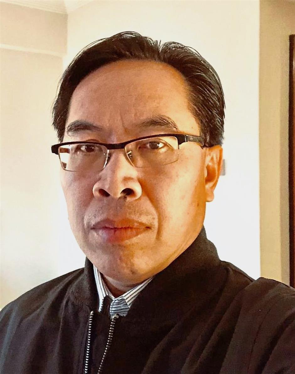 Dayak National Congress president Paul Raja