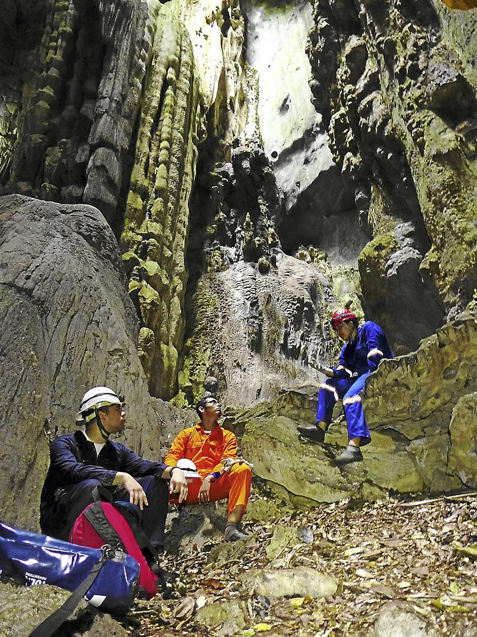 Limestone hills and caves: Dead or alive? | The Star Online