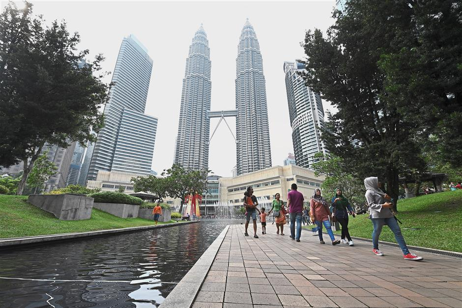 The KLCC Park sets the standard of a park functioning as a connector by linking it to buildings around the area. This has multiple benefits – socially, economically and environmentally. ?— Bernama