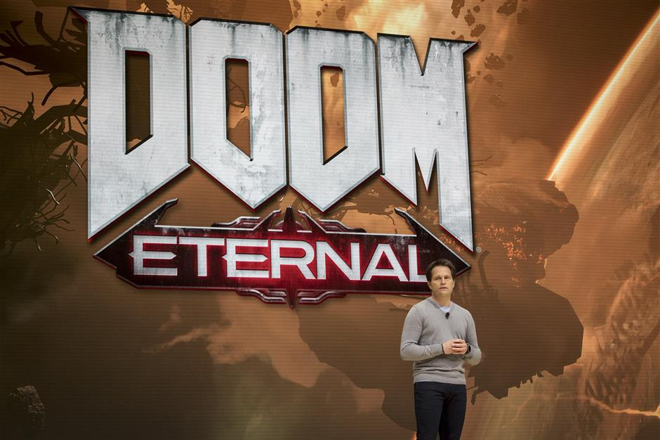 Doom Eternal' coming to Google's new Stadia service | The Star Online