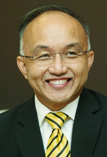 Chong: We were the top residential housing financing provider last year.