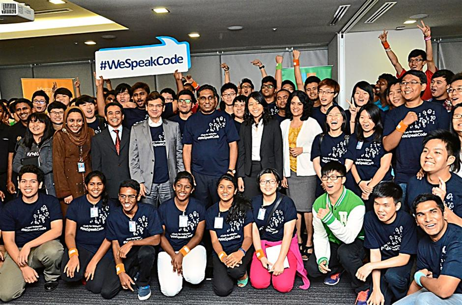Yes we can Participants are all smiles after successfully completing a workshop for tertiary students at Microsoft's office in Kuala Lumpur. kKKualaXXXXXXXXXXXXXXXXXXXXXXXXXXXXXXXXXXXXXXXXXXXXXXXXX.