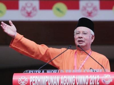 Umno president Datuk Seri Najib Tun Razak rallied his troops at the recent Umno general assembly for the general election.