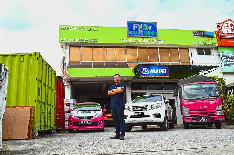 Better solution: Tan says drivers behave better on the road after the iFleet solution is installed in their vehicles.