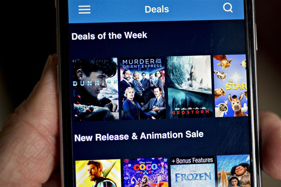 Walmart eyes Q4 launch of Vudu-branded service to rival
