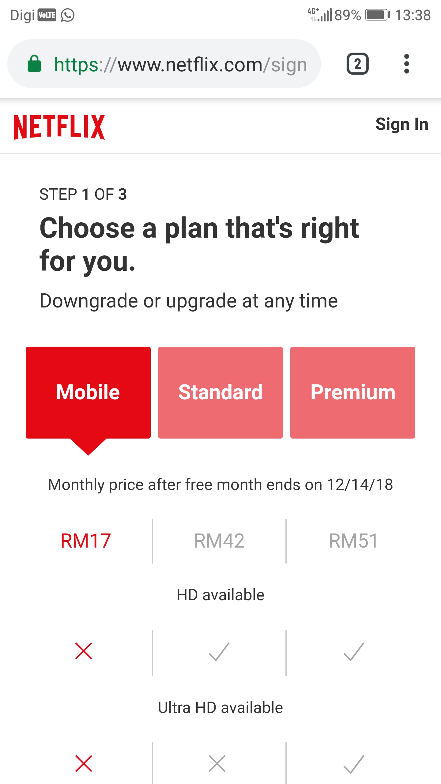 Netflix testing RM17 mobile-only plan | The Star Online