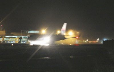 Landing lights failure at KKIA is not acceptable, says DCM | The