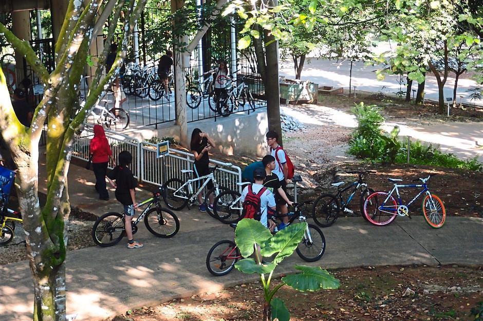 6. Putrajaya Botanical Garden. 10 leisure cycling hotspots.