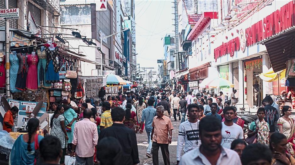 Progressive state: Tamil Nadus Human Development Index (0.708) falls under the 'high' bracket.