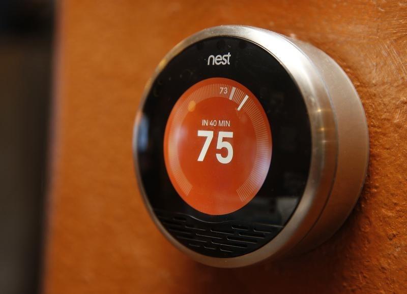 Alphabet shifts thermostat maker Nest into Google   The Star