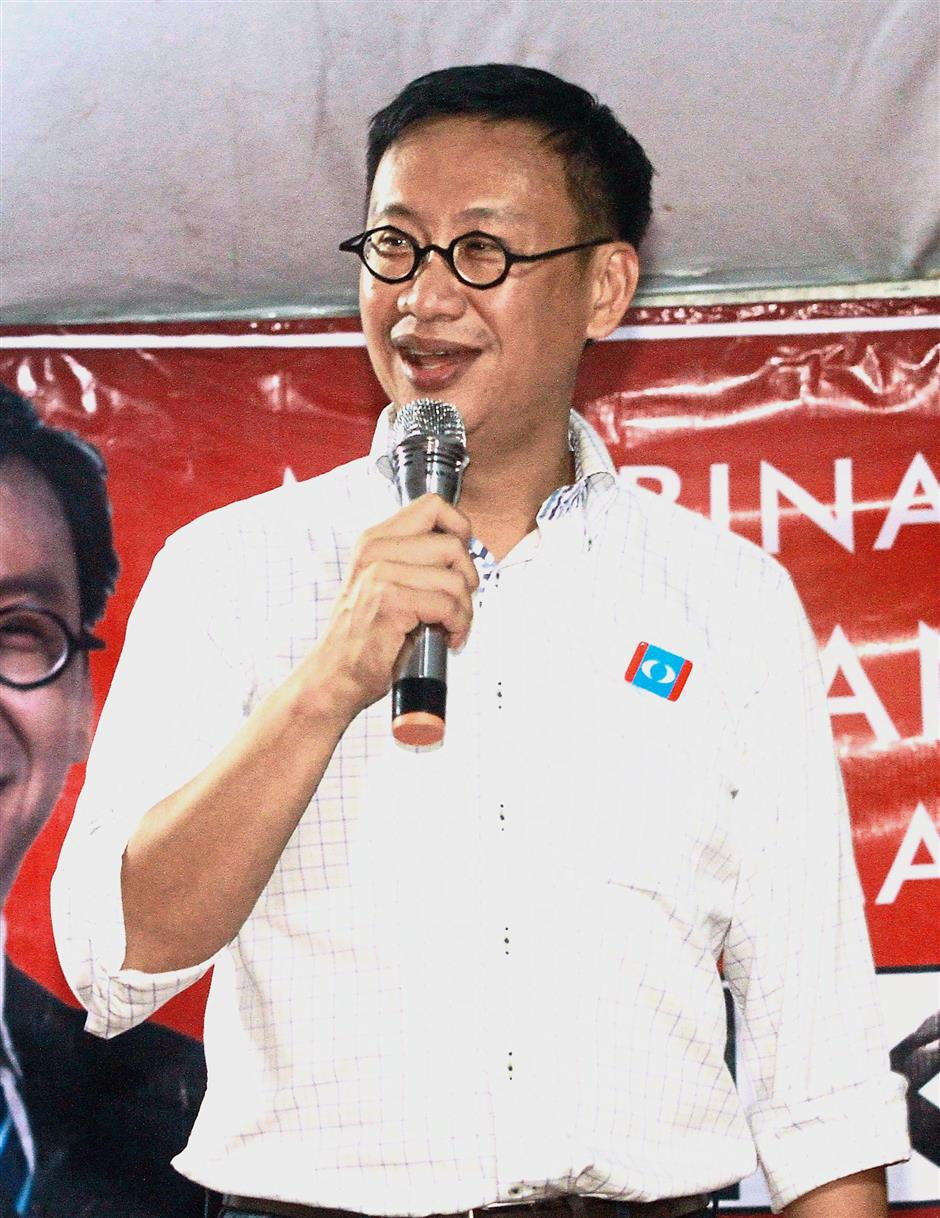 Wong retains his Subang seat with a landslide majority of 92,353.