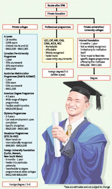 Post-SPM options: Exams, coursework or vocational? | The Star Online