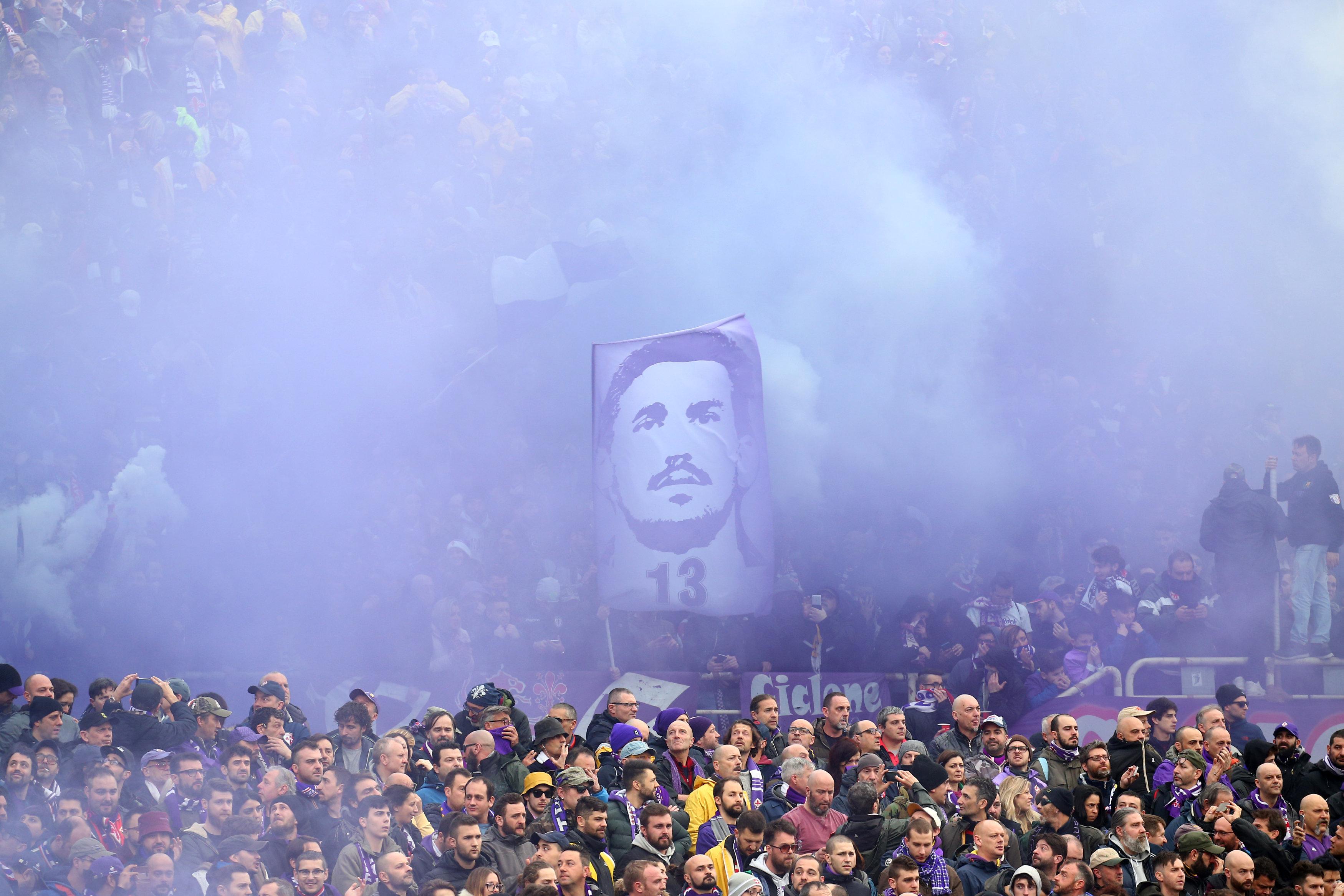 Football: Fiorentina honour Astori with 1-0 win over Benevento