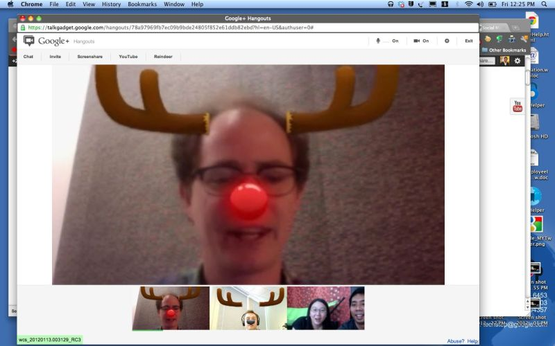 Tips and tricks: 5 things you can do with hangouts | The