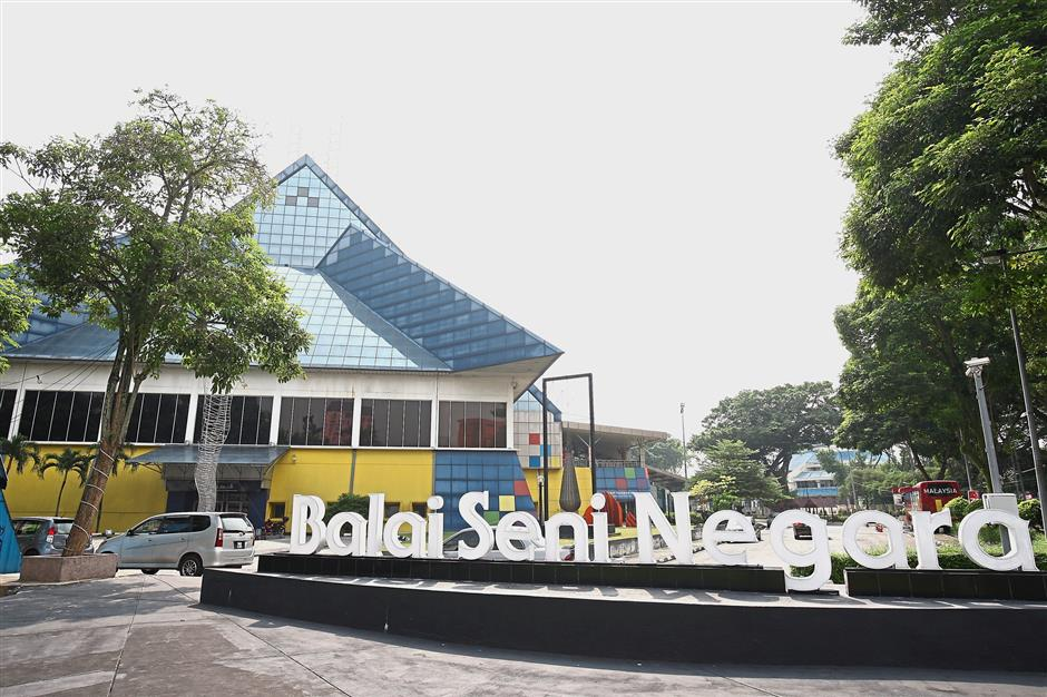 Balai Seni Negara is also an asset under the Tourism Ministry that needs to be upgraded.