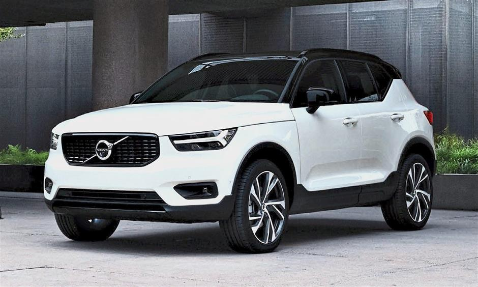 Volvo Car Malaysia Unveils Latest Mid Sized Suv The Star Online