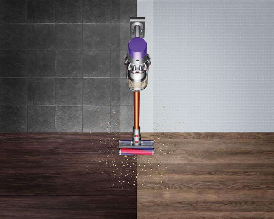 Dyson Cyclone V10: Done and dusted | The Star Online