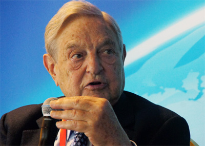 <B>Soros:</B> u2018The next crisis is coming from the opposite direction.u2019