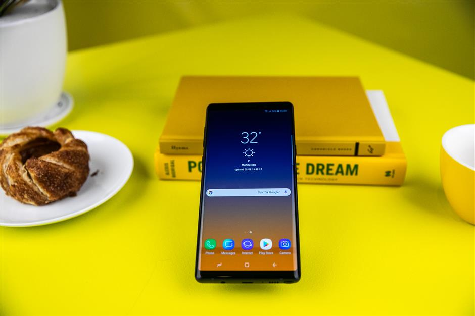 Get Samsung Galaxy Note 9 free with Celcom Mobile Platinum