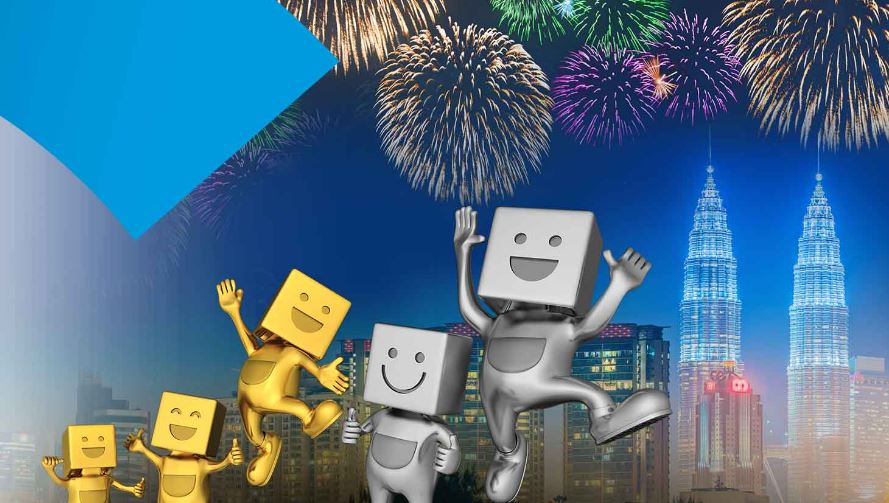 Celcom offers free data on New Year's Day to its customers