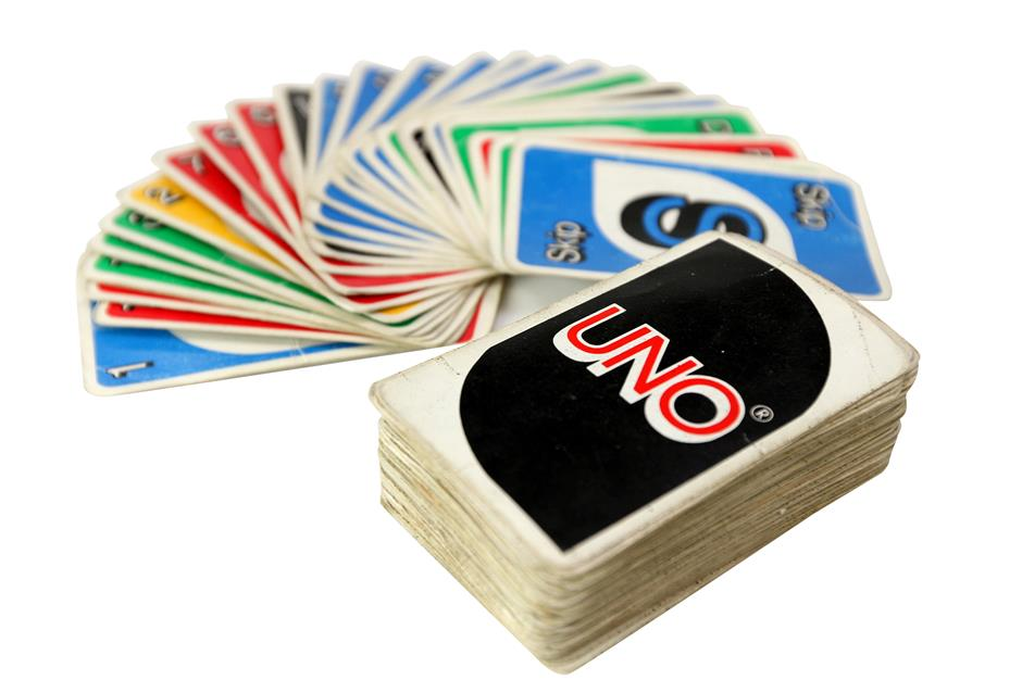 UNO, one of the antique card games that can bring back childhood memories.