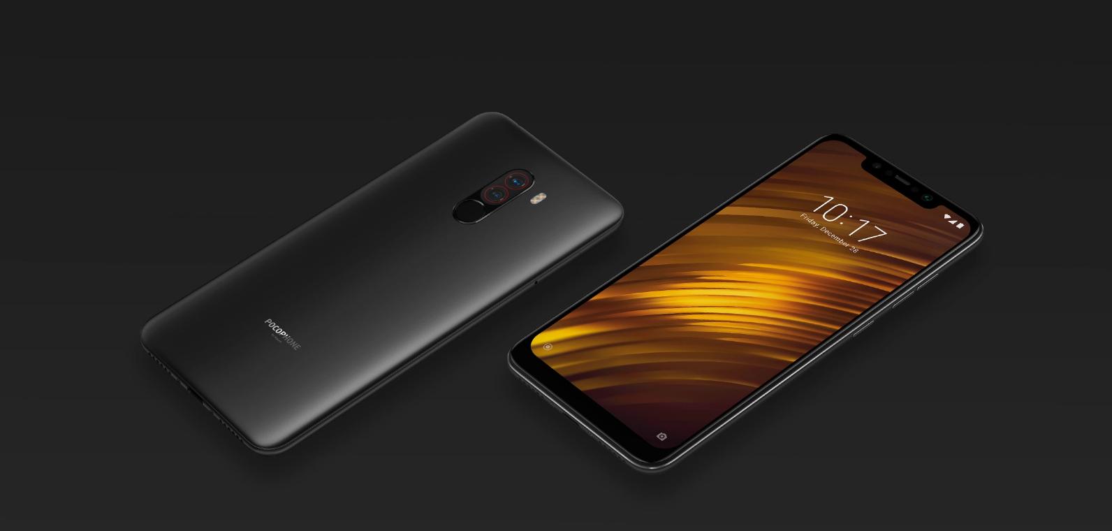 Xiaomi's Pocophone F1 can finally stream Netflix in HD   The Star Online