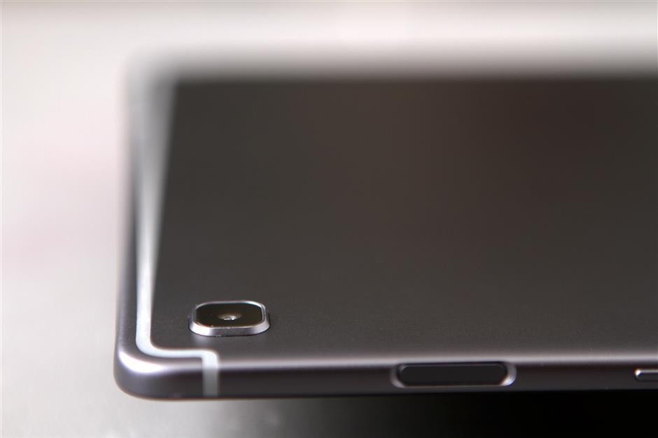 Samsung Tab S5e.