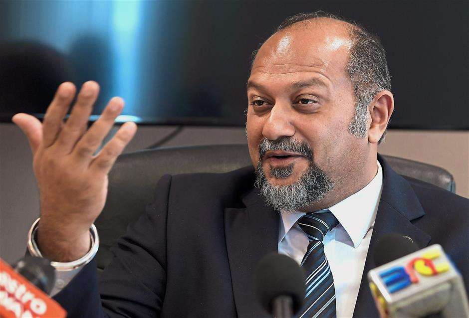 New order: Gobind has ordered prices to be lowered by 25 by  year-end. — Bernama