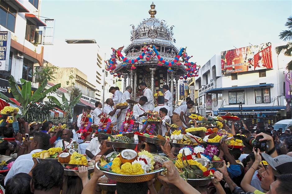 Image result for thaipusam