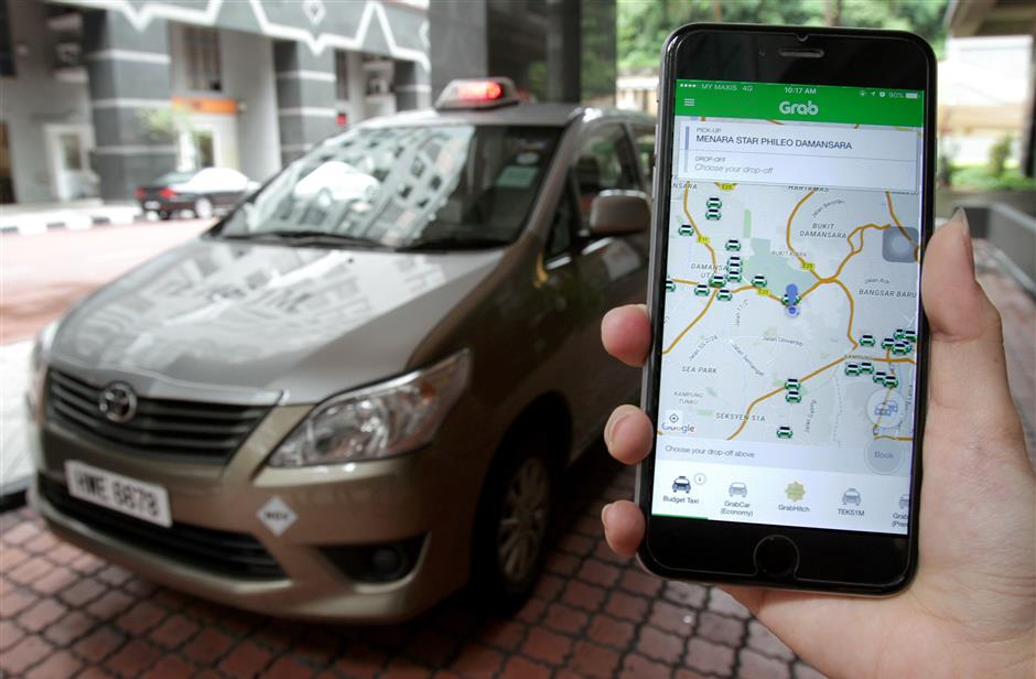 Grab usage in free-fall in Singapore since Uber withdrawal