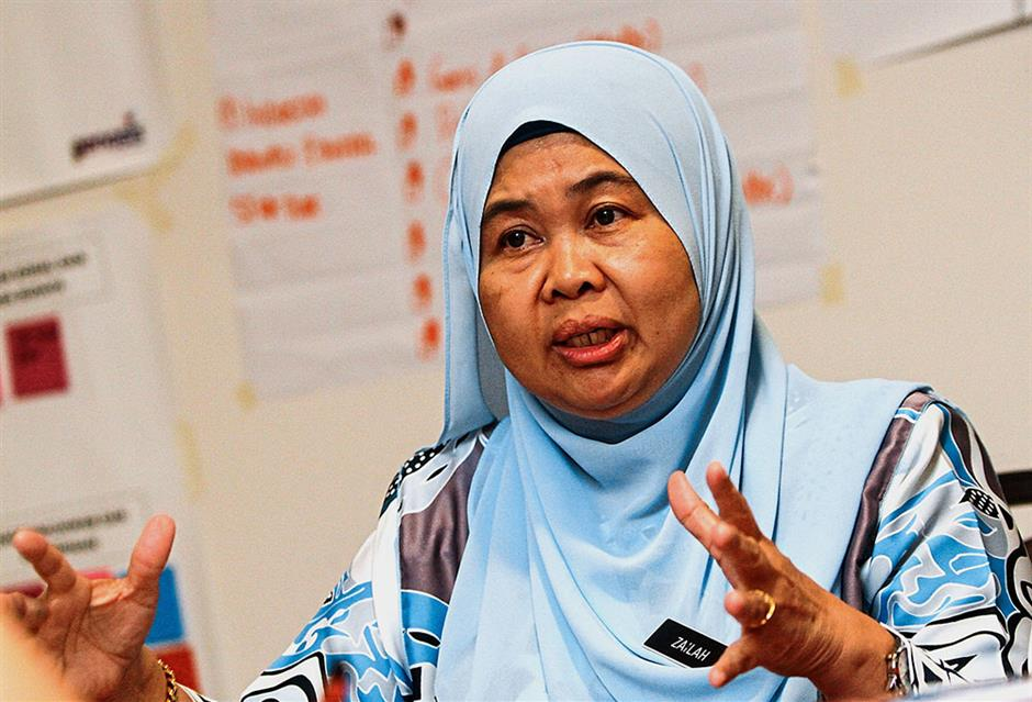 Teacher Education Institute (Raja Melewar Campus) senior lecturer Dr Zailah Zainudin
