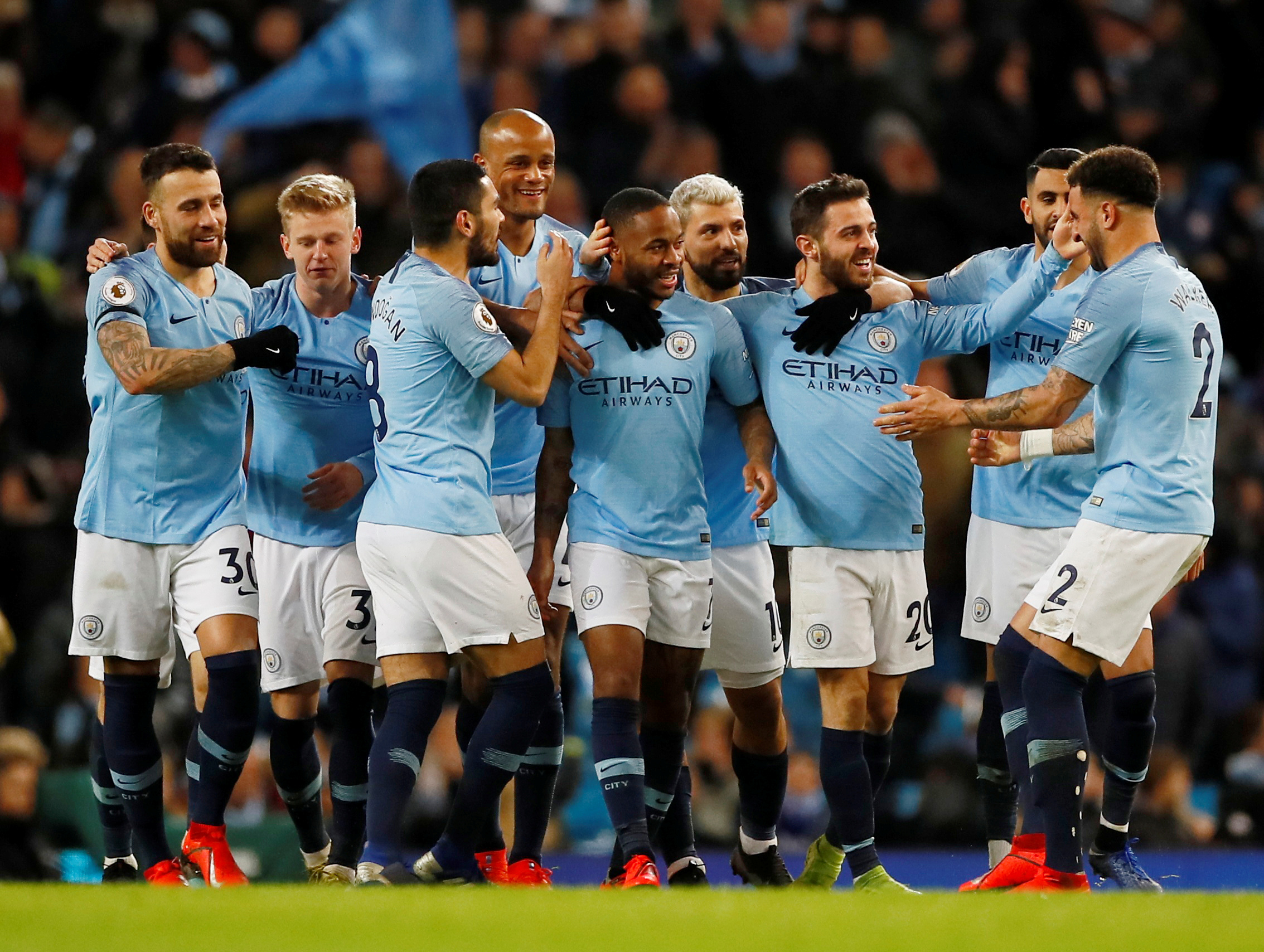 Manchester City Games 2019