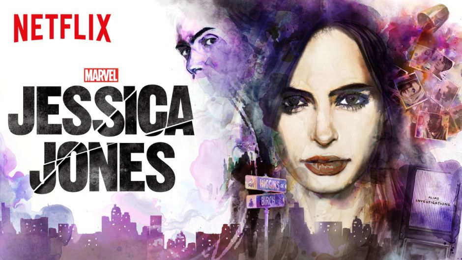 Jessica Jones is another Marvel property given a modern and more realistic twist.