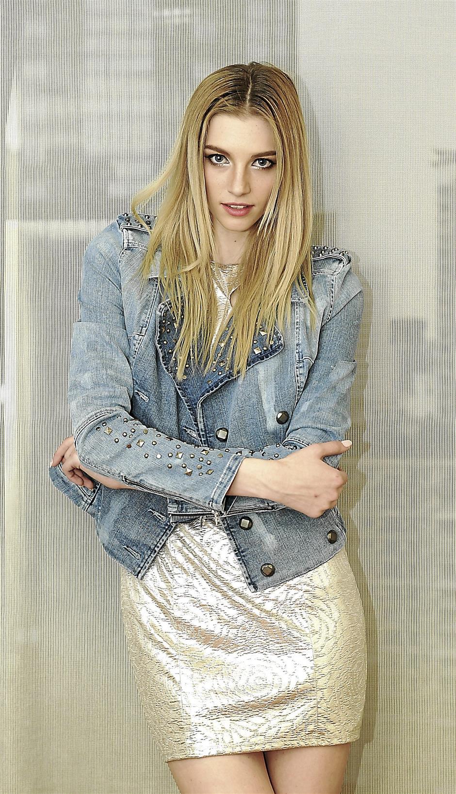 America's Next Top Model cycle 20 winner, Jourdan Miller.