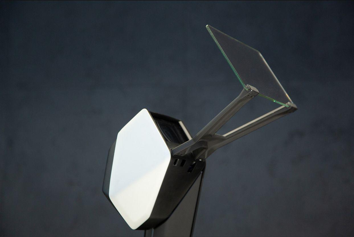 WayRay's augmented reality display prototype.Source: WayRay SA