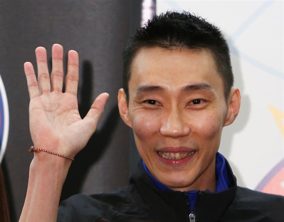Chong Wei's dad marries again | The Star Online