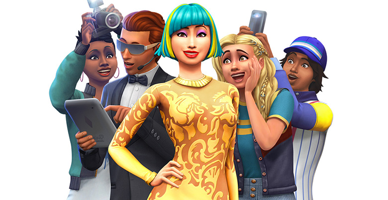 The Sims 4: Get Famous expansion lets you play as an influencer